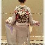 振袖着付けコンテストに出場しました! 国分寺 成人式 卒業式 美容院
