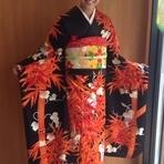 成人式前撮りのお客様♪ 国分寺 美容室 着付け 新日本髪
